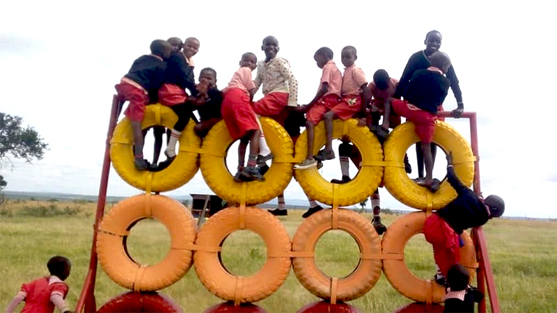 Naboisho School Playground